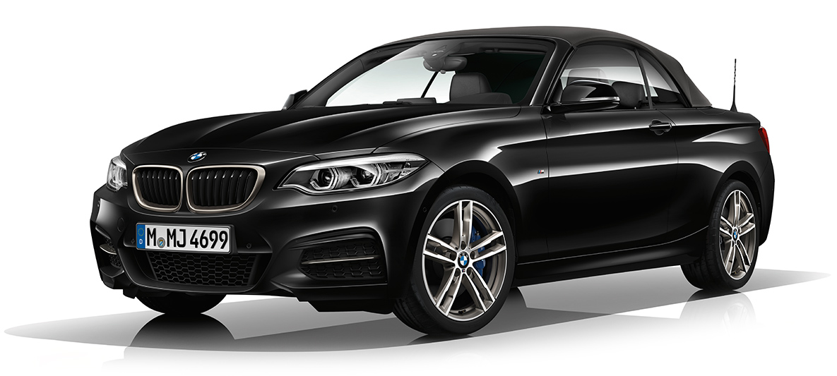 bmw s rie 2 cabrio m performance. Black Bedroom Furniture Sets. Home Design Ideas
