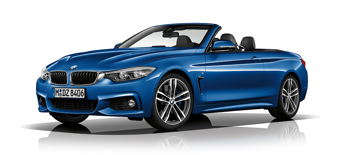 bmw s rie 4 cabrio en un clin d 39 il. Black Bedroom Furniture Sets. Home Design Ideas