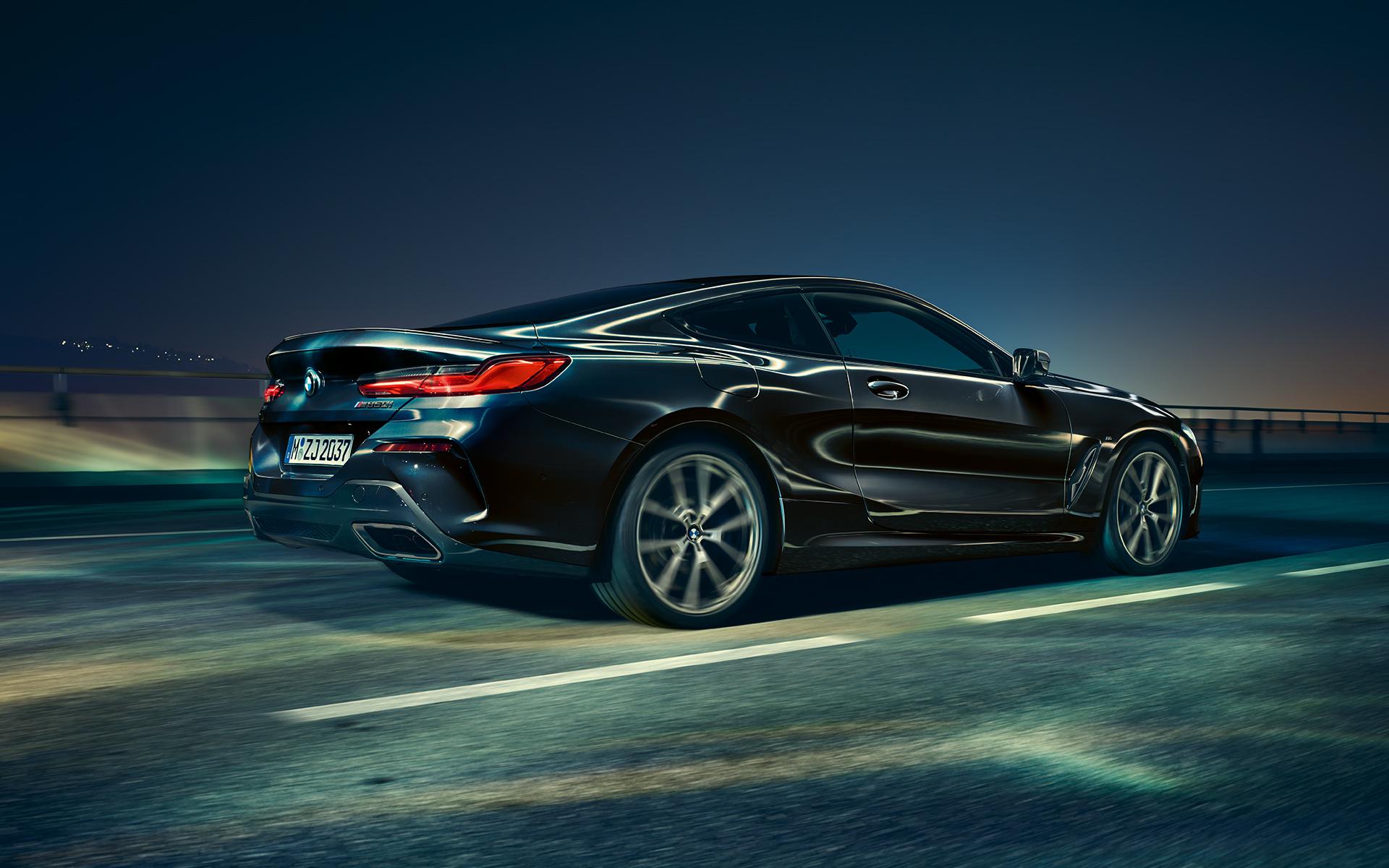 Wallpaper Mobil Sport Bmw: Nouvelle BMW Série 8 Coupé : La Voiture De Sport De Luxe