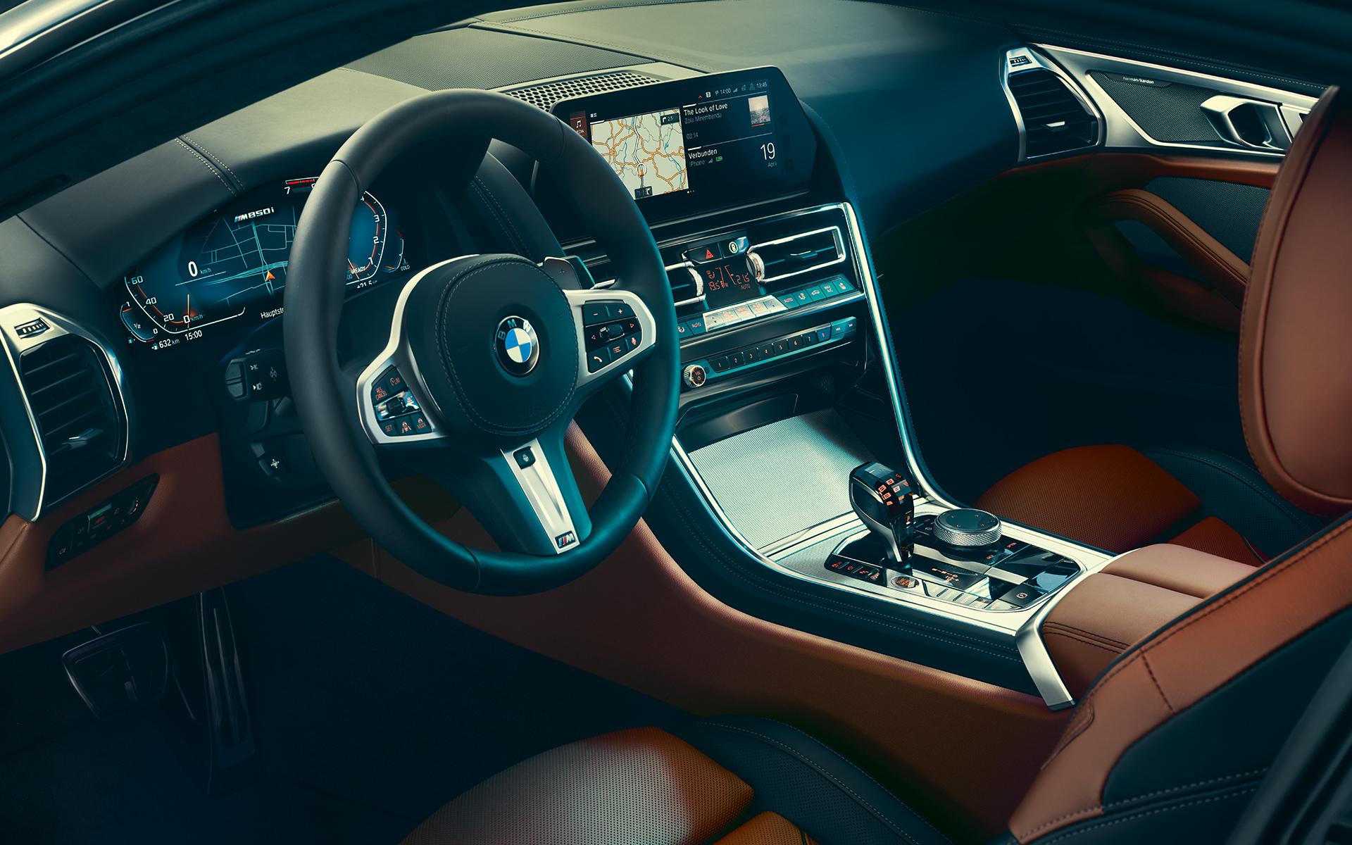 BMW Série 8 Coupé   Images et vidéos de la BMW Série 8 ...