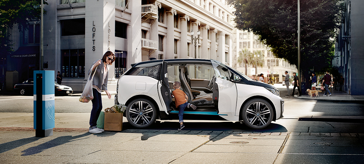 bmw i3 autonomie recharge et efficience bmw france. Black Bedroom Furniture Sets. Home Design Ideas
