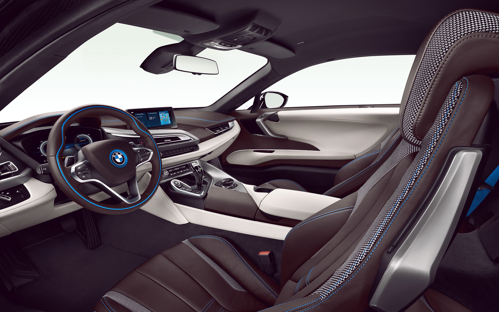 bmw i8 coup la nouvelle g n ration de la plug in hybrid. Black Bedroom Furniture Sets. Home Design Ideas